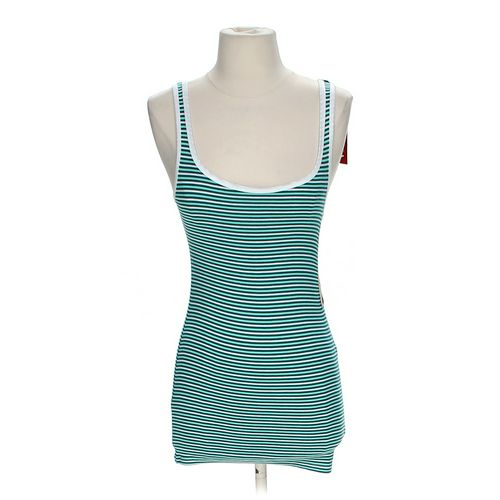 Merona Striped Tank Top in size S at up to 95% Off - Swap.com