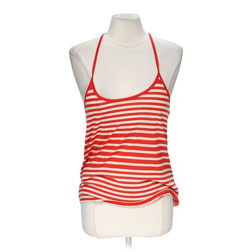 Poof Striped Tank Top in size M at up to 95% Off - Swap.com