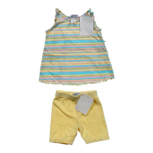 Flap Happy Striped Tank Top & Shorts in size 2/2T at up to 95% Off - Swap.com