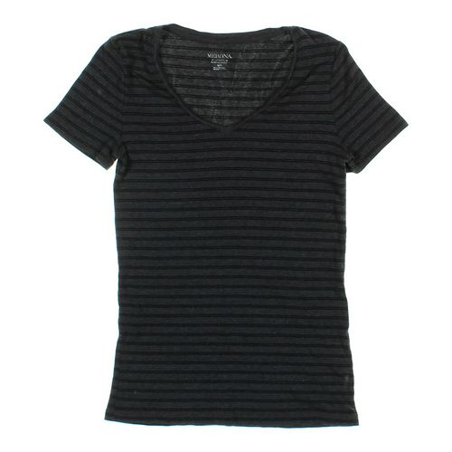 Merona Striped Tee in size S at up to 95% Off - Swap.com