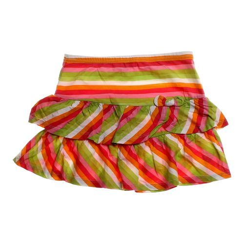 Crazy 8 Striped Tiered Skirt in size 5/5T at up to 95% Off - Swap.com