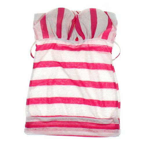 Bloom Fashion Striped Tube Top in size JR 3 at up to 95% Off - Swap.com