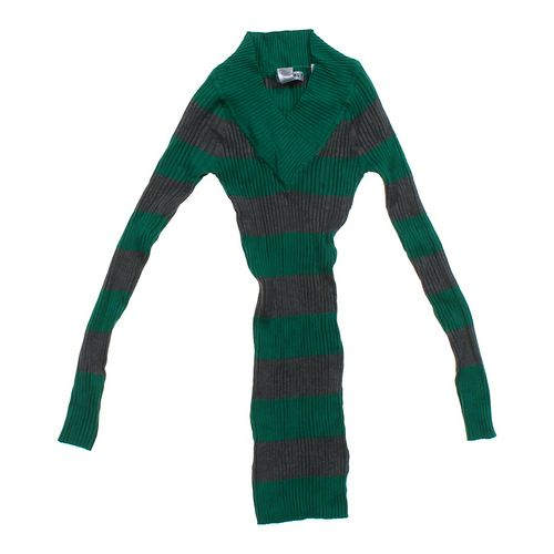 Say What? Striped Tunic in size JR 7 at up to 95% Off - Swap.com