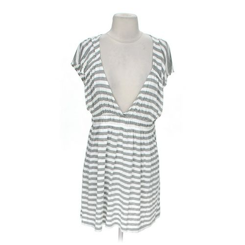 Merona Striped Tunic in size M at up to 95% Off - Swap.com