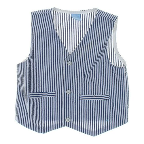 The Children's Place Striped Vest in size 12 mo at up to 95% Off - Swap.com