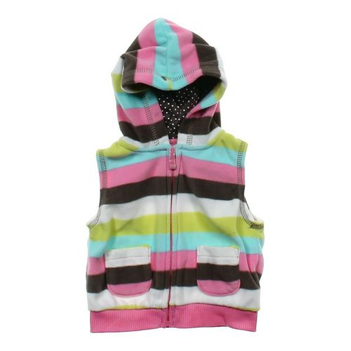 Carter's Striped Vest in size 6 mo at up to 95% Off - Swap.com
