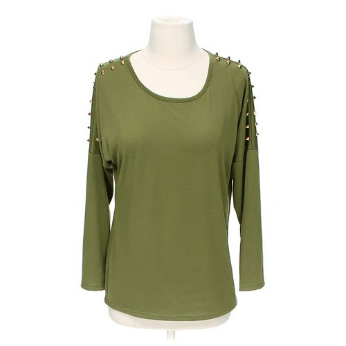 Studded Blouse in size M at up to 95% Off - Swap.com