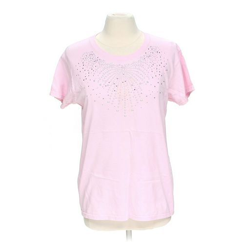 Top Stich Studded T-shirt in size L at up to 95% Off - Swap.com