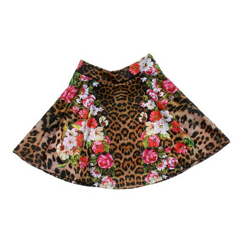 Body Central Stylish Animal Print Skirt in size S at up to 95% Off - Swap.com