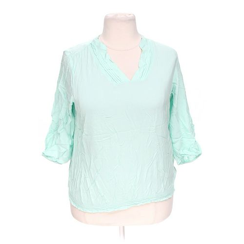 a.n.a Stylish Blouse in size 1X at up to 95% Off - Swap.com
