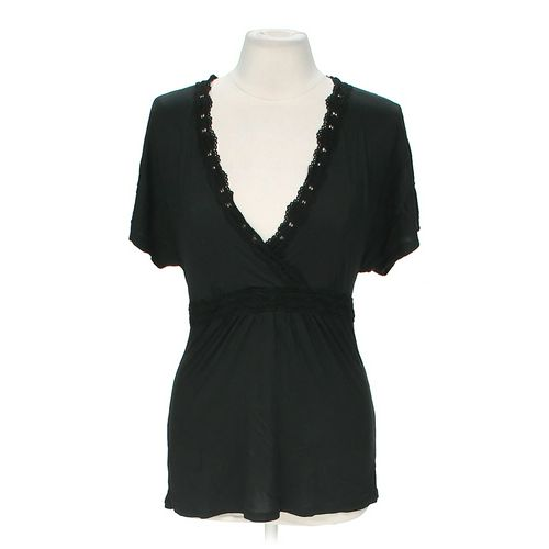 Ann Taylor Loft Stylish Blouse in size M at up to 95% Off - Swap.com
