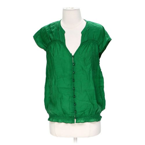 Ann Taylor Loft Stylish Blouse in size S at up to 95% Off - Swap.com