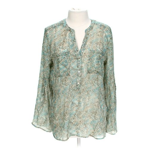 Apt. 9 Stylish Blouse in size L at up to 95% Off - Swap.com