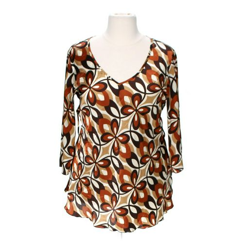 Ashley Stewart Stylish Blouse in size PP at up to 95% Off - Swap.com