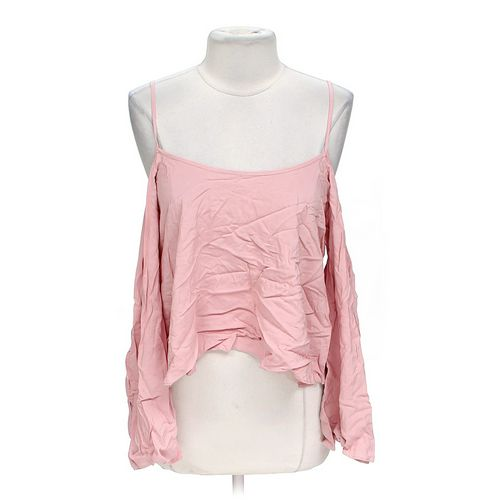Body Central Stylish Blouse in size L at up to 95% Off - Swap.com