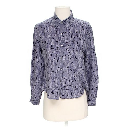 Casual Corner Stylish Blouse in size M at up to 95% Off - Swap.com