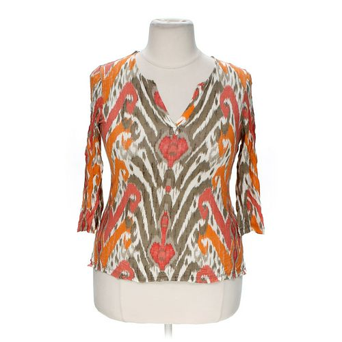 Chico's Stylish Blouse in size S at up to 95% Off - Swap.com