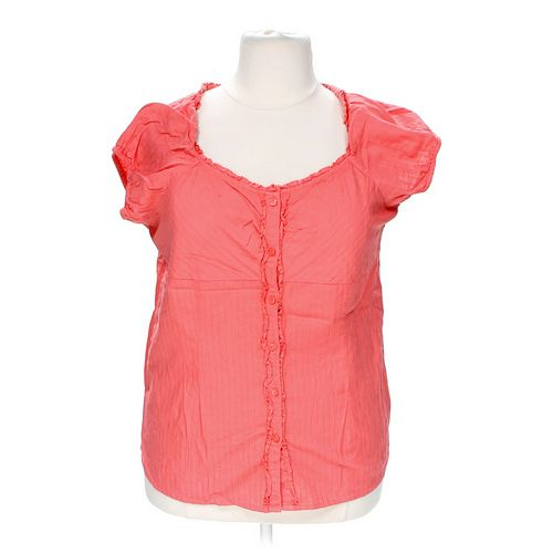 Faded Glory Stylish Blouse in size XXL at up to 95% Off - Swap.com