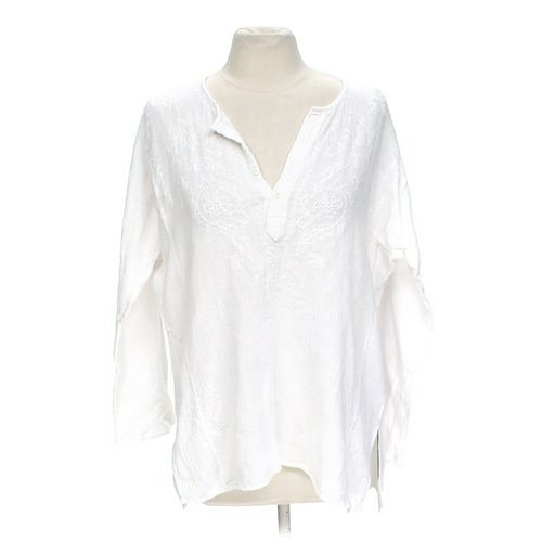 Geeta Stylish Blouse in size One Size at up to 95% Off - Swap.com