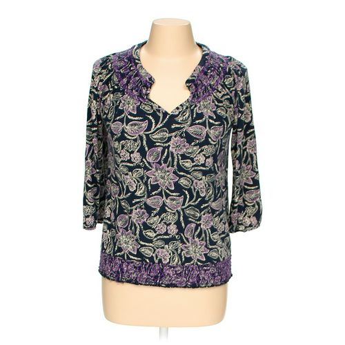 Lucky Brand Stylish Blouse in size M at up to 95% Off - Swap.com
