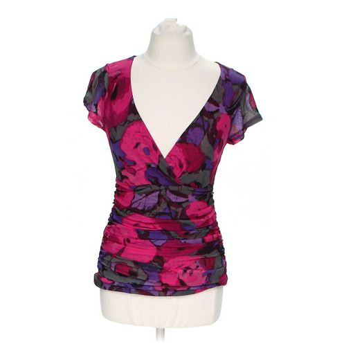 New York & Company Stylish Blouse in size M at up to 95% Off - Swap.com