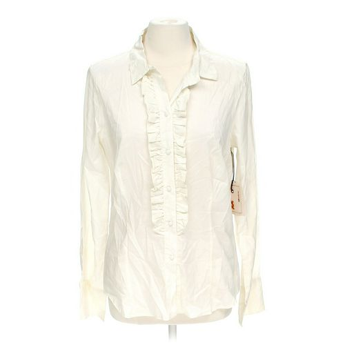 Twill Twenty Two Stylish Blouse in size L at up to 95% Off - Swap.com