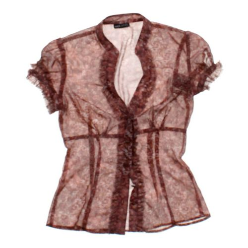 Wet Seal Stylish Blouse in size S at up to 95% Off - Swap.com