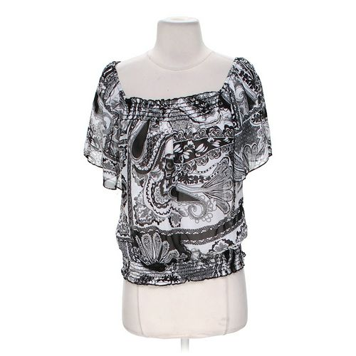 Wrapper Stylish Blouse in size S at up to 95% Off - Swap.com