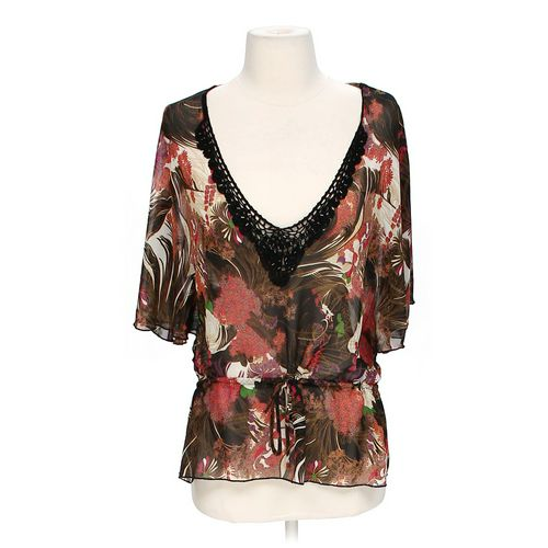 Zio Stylish Blouse in size S at up to 95% Off - Swap.com