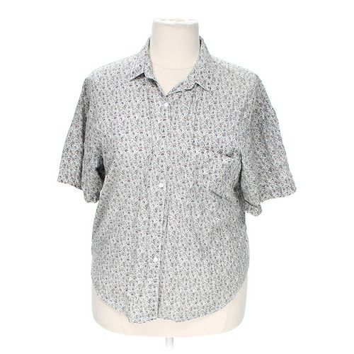 Cherokee Stylish Button-up Shirt in size 20 at up to 95% Off - Swap.com