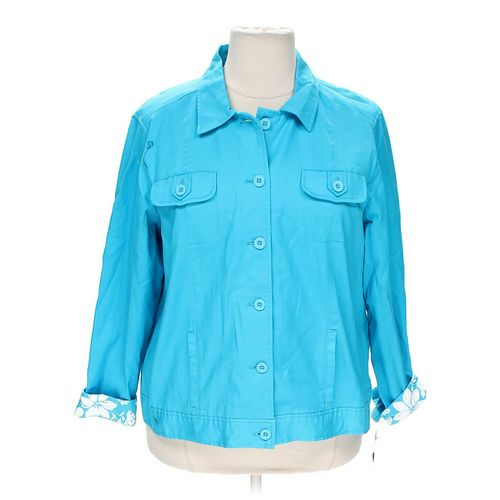 Erika Stylish Button-up Shirt in size 22 at up to 95% Off - Swap.com