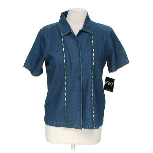 Erika Stylish Button-up Shirt in size S at up to 95% Off - Swap.com