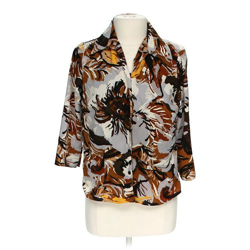 Joanna Stylish Button-up Shirt in size S at up to 95% Off - Swap.com