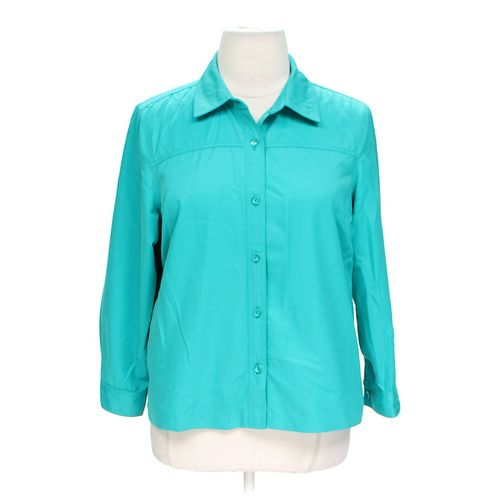 LEON LEVIN Stylish Button-up Shirt in size XL at up to 95% Off - Swap.com