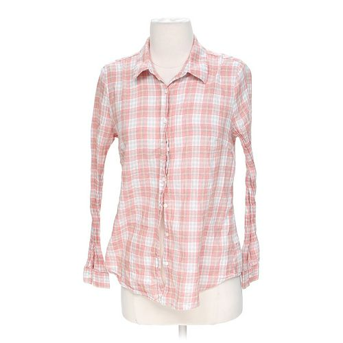Liz Claiborne Stylish Button-up Shirt in size S at up to 95% Off - Swap.com