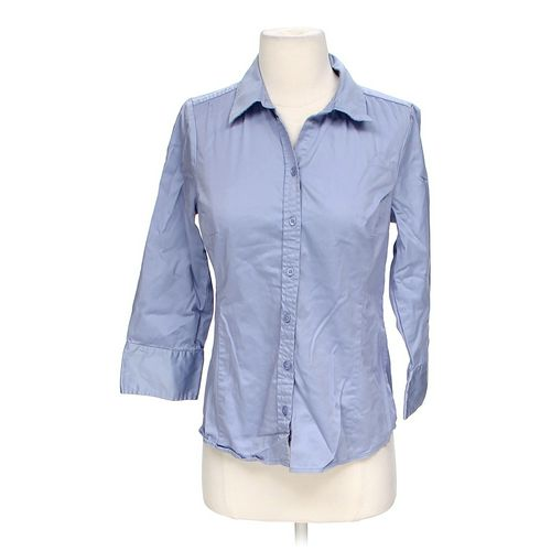 Merona Stylish Button-up Shirt in size S at up to 95% Off - Swap.com