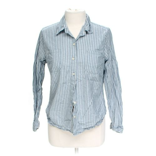 Mossimo Supply Co. Stylish Button-up Shirt in size L at up to 95% Off - Swap.com
