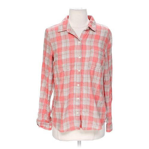 Old Navy Stylish Button-up Shirt in size S at up to 95% Off - Swap.com