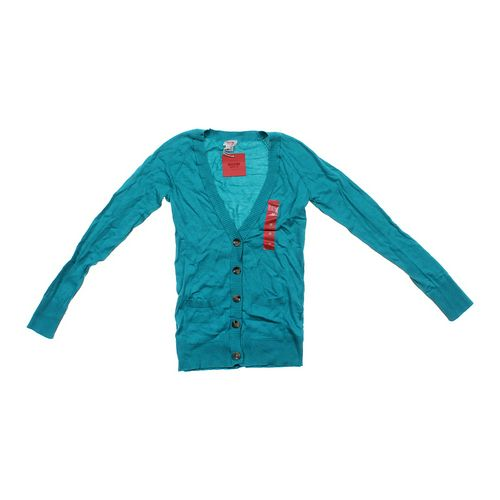 Mossimo Supply Co. Stylish Cardigan in size JR 1 at up to 95% Off - Swap.com