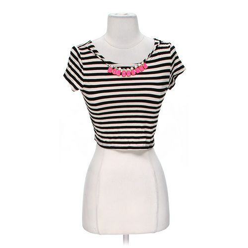 Body Central Stylish Crop Top in size M at up to 95% Off - Swap.com