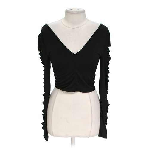 Body Central Stylish Crop Top in size XL at up to 95% Off - Swap.com