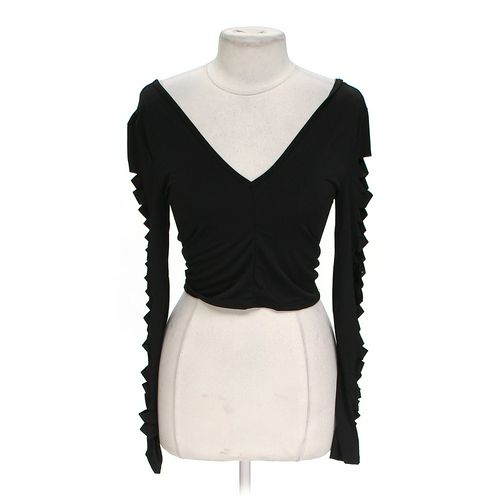 Body Central Stylish Crop Top in size L at up to 95% Off - Swap.com