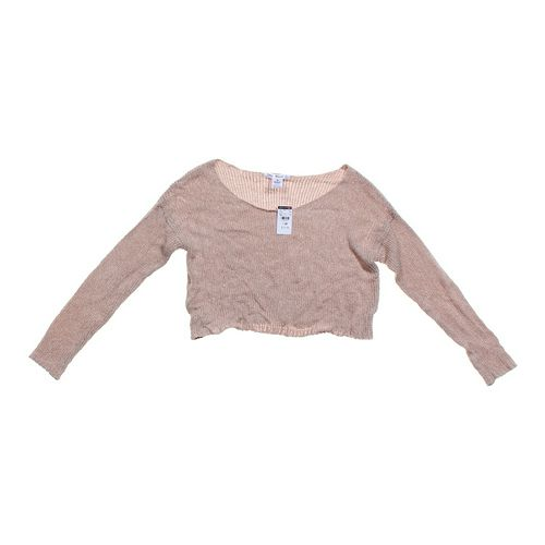 Say What? Stylish Crop Top Sweater in size JR 7 at up to 95% Off - Swap.com