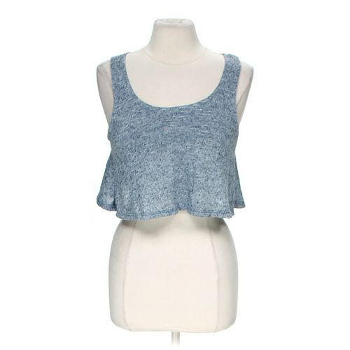 Body Central Stylish Cropped Tank Top in size M at up to 95% Off - Swap.com