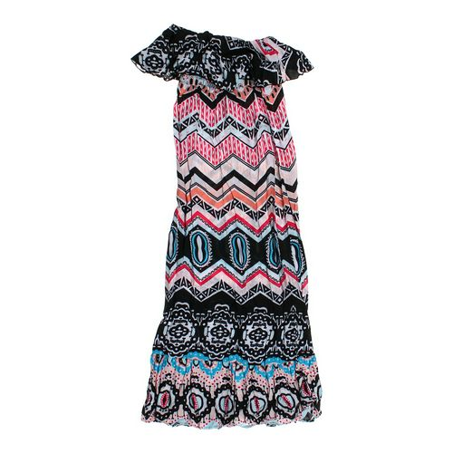 Charlotte Russe Stylish Dress in size JR 3 at up to 95% Off - Swap.com