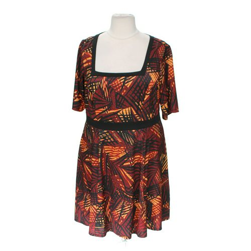Isabel + Alice Stylish Dress in size 2X at up to 95% Off - Swap.com