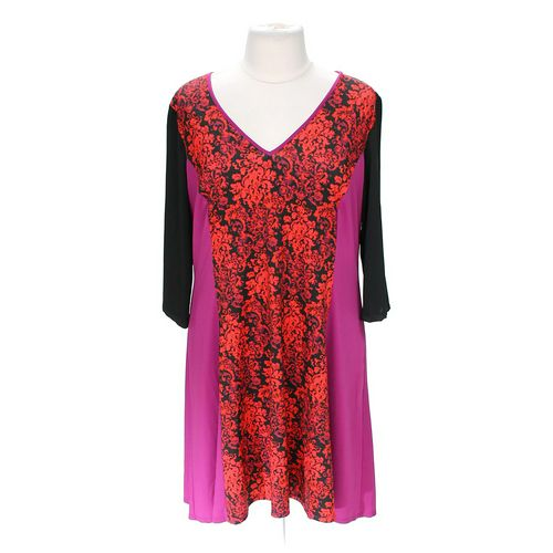 Jete Stylish Dress in size 2X at up to 95% Off - Swap.com