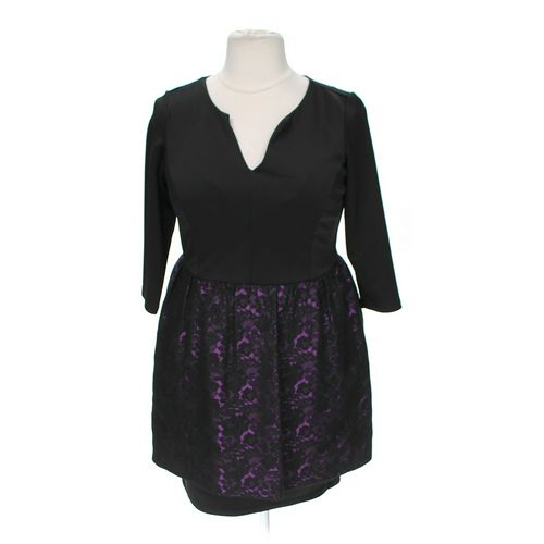 Spruce & Sage Stylish Dress in size 1X at up to 95% Off - Swap.com
