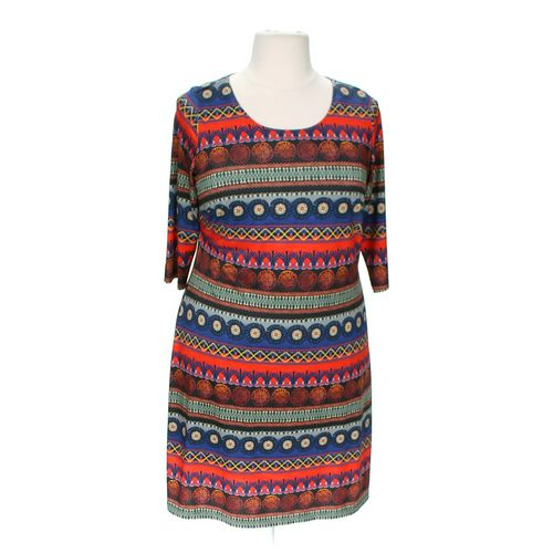 Triste Stylish Dress in size 1X at up to 95% Off - Swap.com