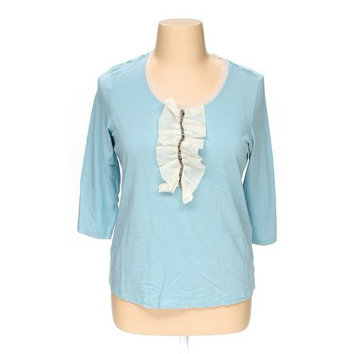 Logo Stylish Embellished Shirt in size XL at up to 95% Off - Swap.com